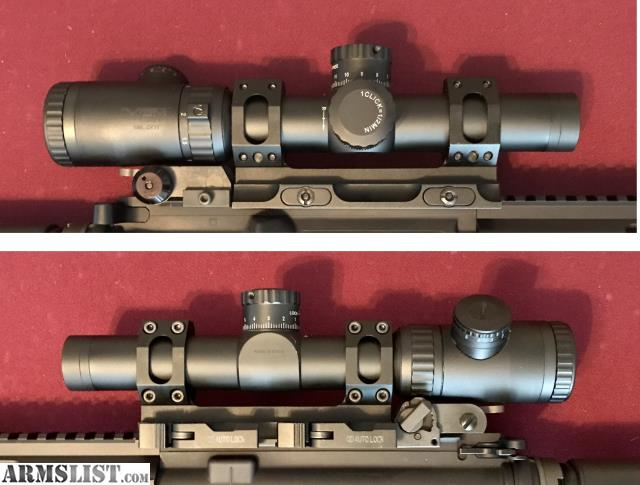 ARMSLIST - For Sale: 1-4x Tactical Scope with Quick ...