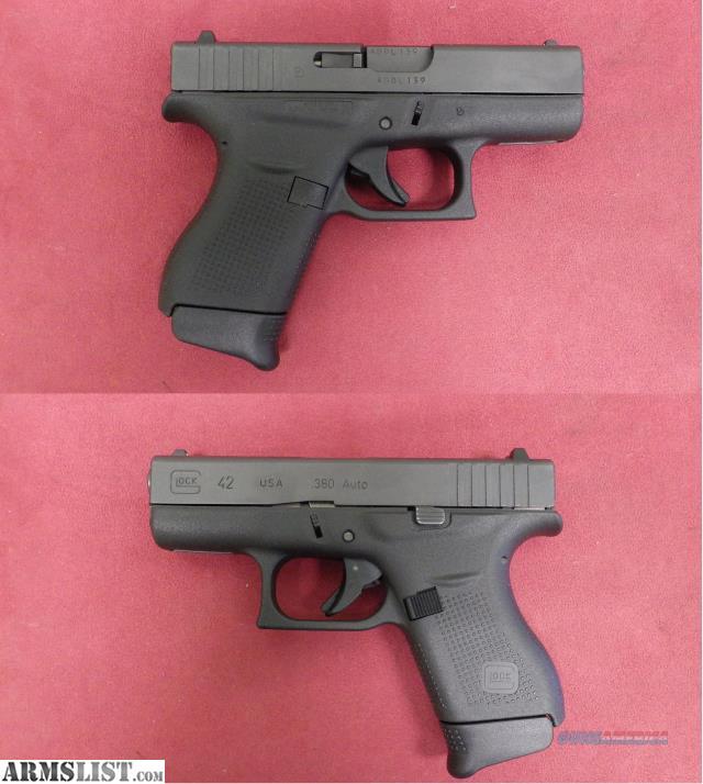 armslist for sale glock g42