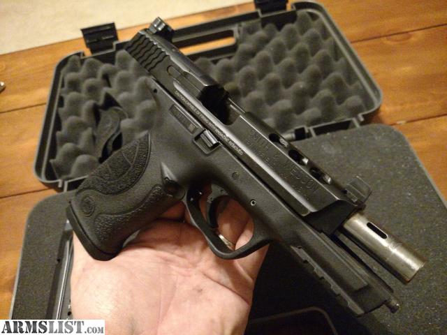 Armslist for sale m p performance center ported core 9mm for M p ported core 9mm