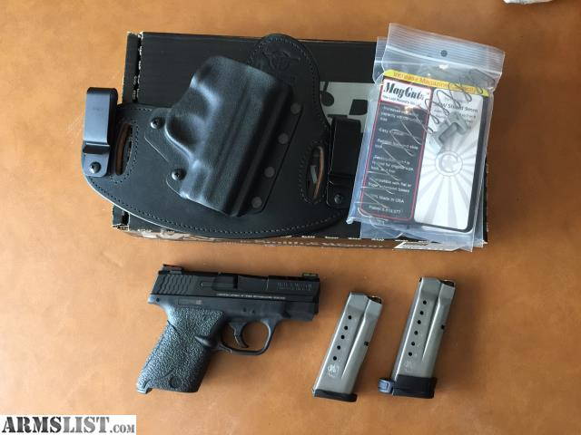 Armslist for sale trade s w m p shield 9mm performance for M p ported shield 9mm