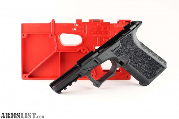 ARMSLIST - For Sale: Polymer 80 Reinforced 80% Glock Style