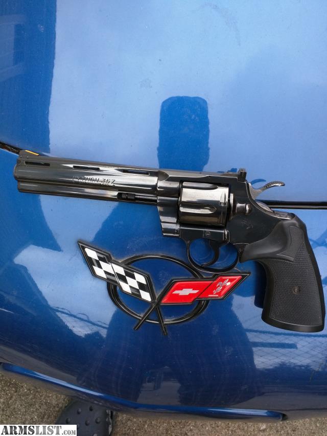 ARMSLIST - For Sale: 1964 Colt Python blue 6 inch