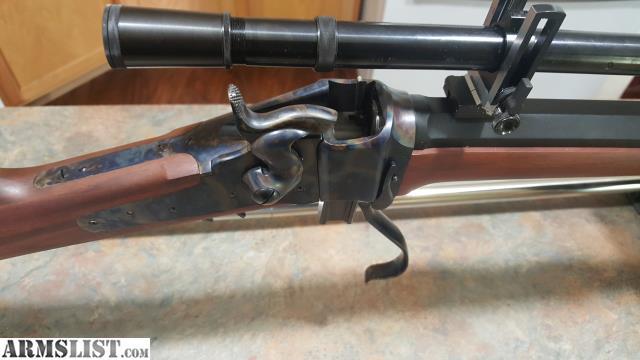 Armslist For Sale C Sharps 1874 Bridgeport 45 110