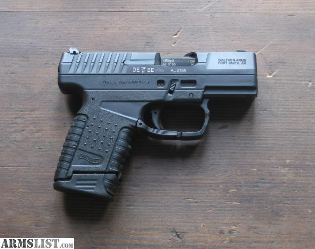 armslist for sale walther pps m1 9mm package deal
