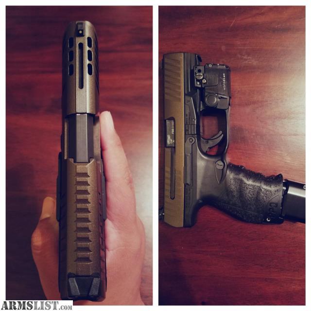 Daftar Harga Armslist For Sale Walther Ppq M2 Custom