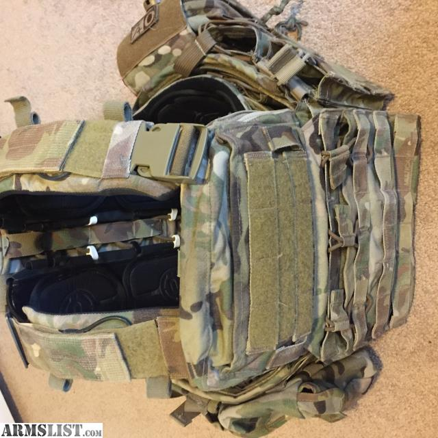 ARMSLIST - For Sale: Crye cpc (cage plate carrier)