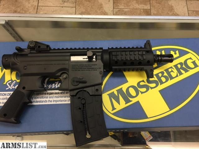 Armslist for sale new ar 15 pistol mossberg 715p 22lr for Golden nugget pawn jewelry holiday fl