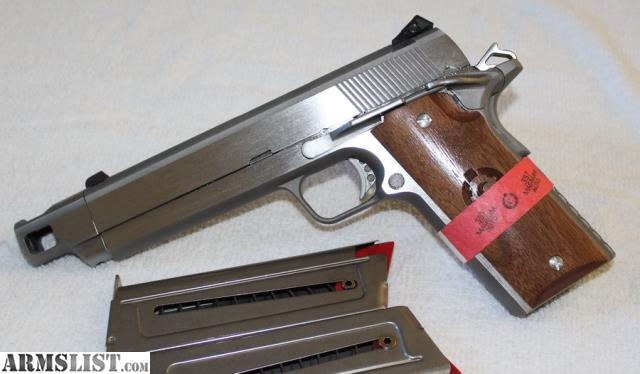 ARMSLIST - For Sale: Coonan 357 Magnum 1911 Compensated