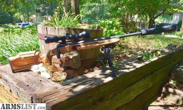 ARMSLIST - For Sale/Trade: Savage 10P-SR With Pro Varmint