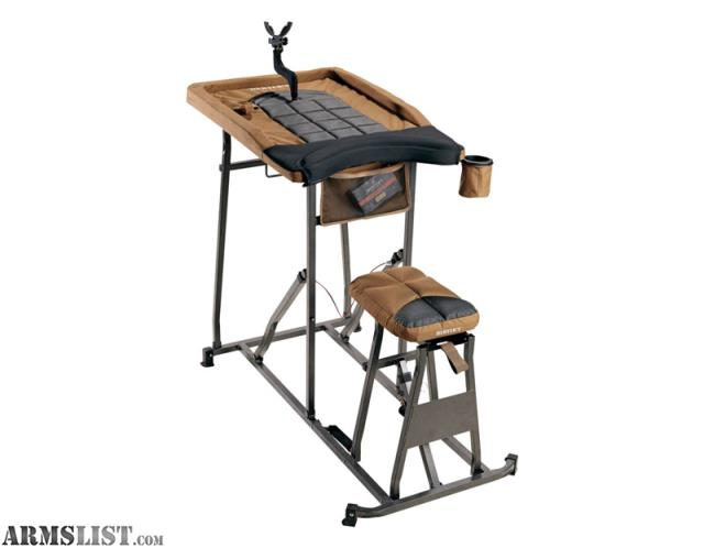 Armslist For Sale Trade Herters Deluxe Shooting Bench