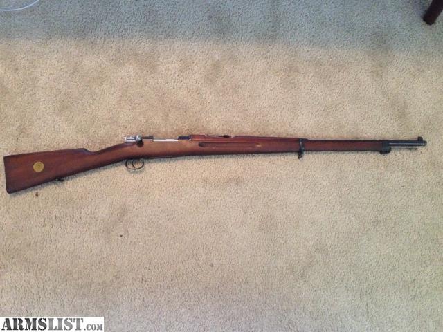 Armslist For Sale 1911 Carl Gustaf Swedish Mauser 96