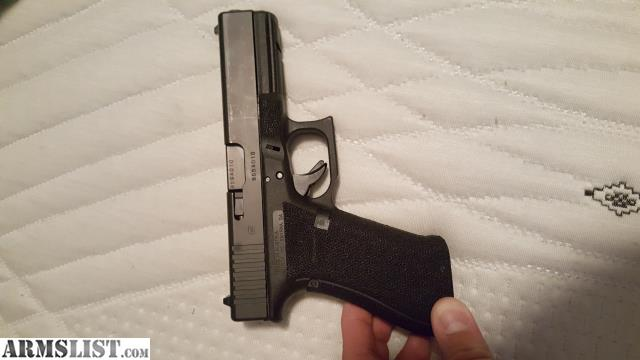 ARMSLIST - For Sale: Glock 17 Gen 4 Stippled Frame