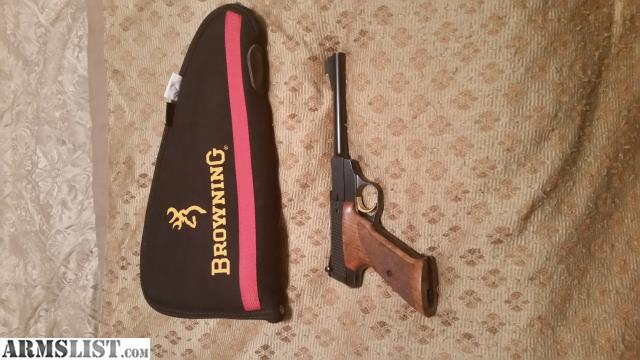 ARMSLIST For Sale Belgium Browning 22 Challenger