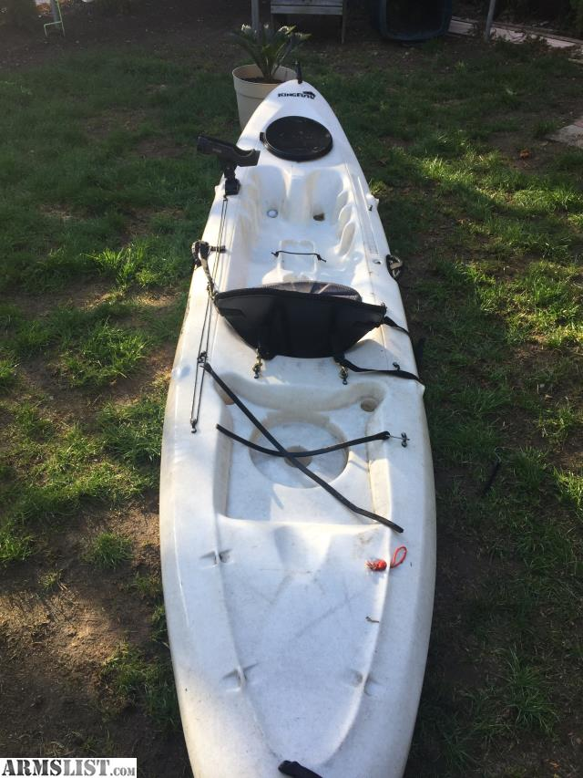 Armslist for trade 12ft ocean fishing kayak for 12ft fishing kayak