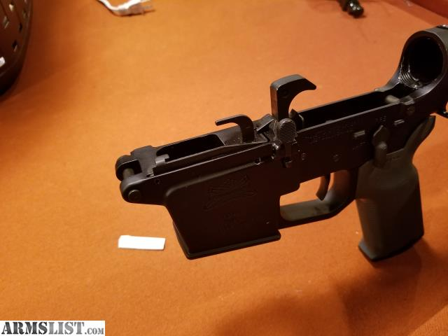 ARMSLIST - For Sale: P S A Glock Lower With LRBHO