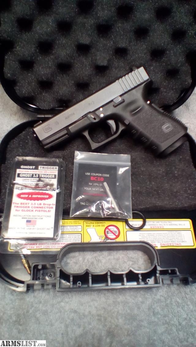 Armslist For Sale Glock 19