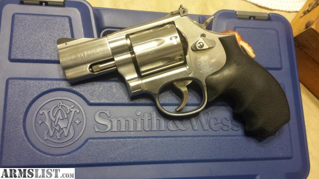 For Sale Trade Smith And Wesson 686 Snub Nose