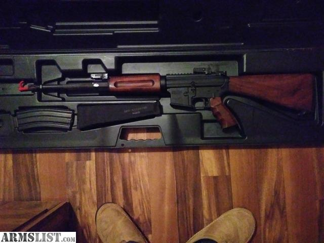 Armslist For Sale Dpms Ar 15 Wood Furniture