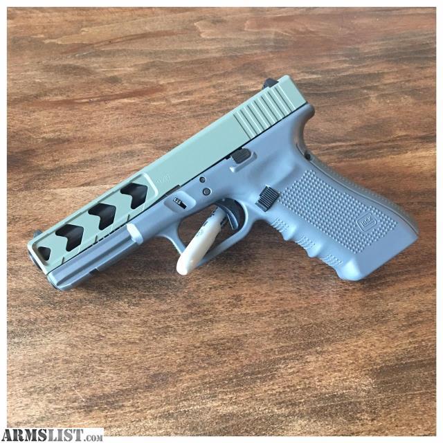 ARMSLIST - For Sale: Custom Glock 17 gen 4