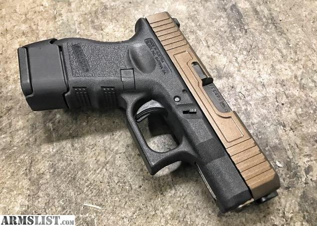 Armslist For Sale Glock 26 Gen3 Custom And M92 Pap Ak Pistol