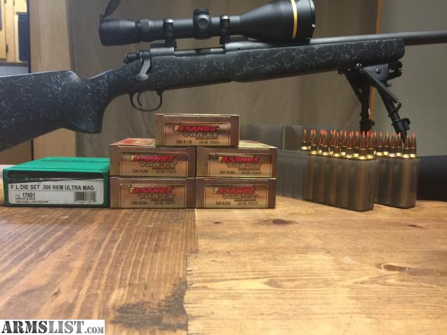 armslist for sale remington 700 range 300 remington ultra mag