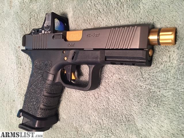armslist for sale custom glock 19