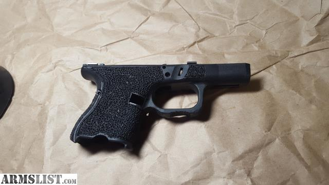 ARMSLIST - For Sale: GLOCK 26 Gen 4 Stripped Frame Stippled