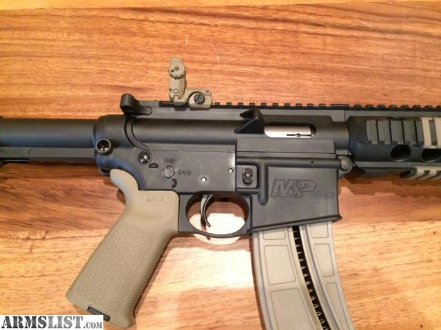ARMSLIST - For Sale: NIB SMITH AND WESSON Mu0026P 15-22