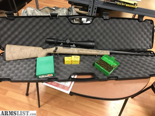 ARMSLIST For Sale Remington 700 VSF 17 fireball
