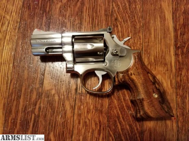 1988 SW 686 Pre Lock Snub Nose 6 Shooter Shot Little Very Clean Double Action Trigger Job Performed By Certified Gunsmith Revolver Wears New Ahrends