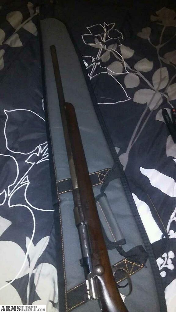 ARMSLIST - For Sale/Trade: 1891 Argentinian Mauser (7 65x53)
