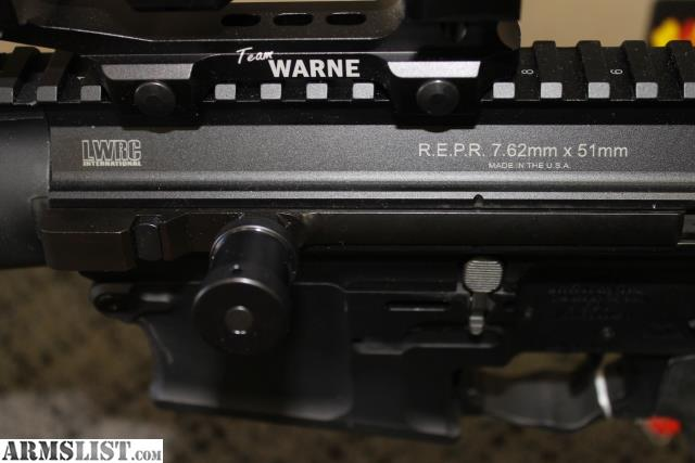 ARMSLIST - For Sale: LWRC R.E.P.R.