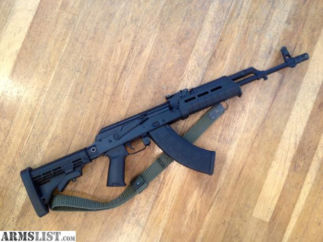 Armslist For Sale New Ak 47 With Tons Of Upgrades