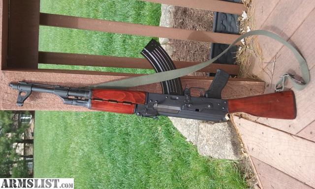 ARMSLIST - For Sale/Trade: Zastava NPAP AK 7 62