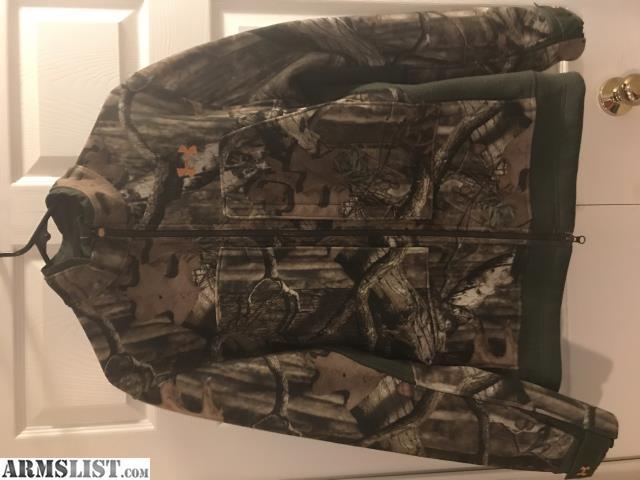 under armour capture jacket