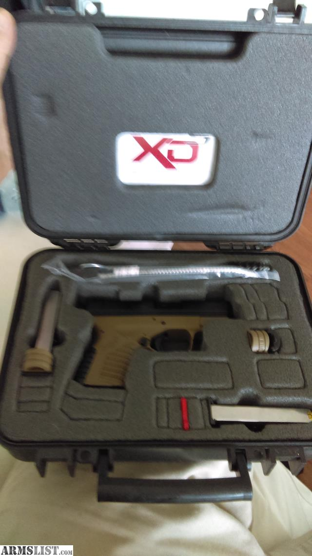 Armslist for sale brand new springfield xds 3 3 for Springfield registry of motor vehicles
