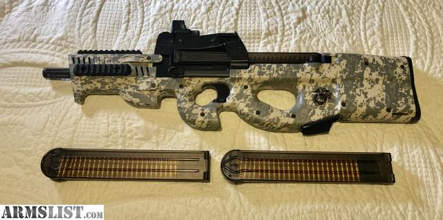 Armslist For Sale Fn Ps90