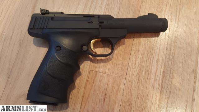 "Dallas Gun Trader >> ARMSLIST - For Sale: Browning Buck Mark Micro Bull SR URX Pistol, 22LR, 4"" Threaded"