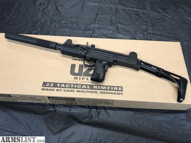 Uzi 22lr 20 Round Magazine: For Sale Iwi Uzi Pistol By