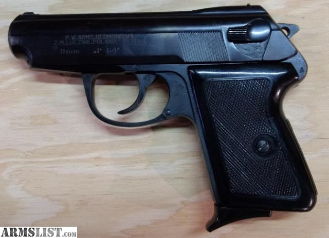 ARMSLIST - For Sale: Polish Radom P-64 9mm Makarov