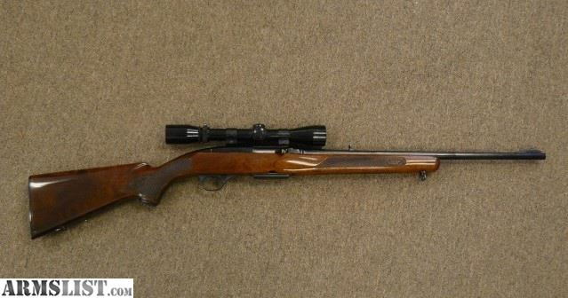 armslist for sale winchester model 100 284 caliber rifle