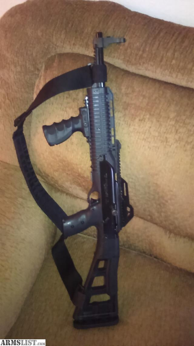 ARMSLIST - For Trade: High Point 995TS 9mm Carbine