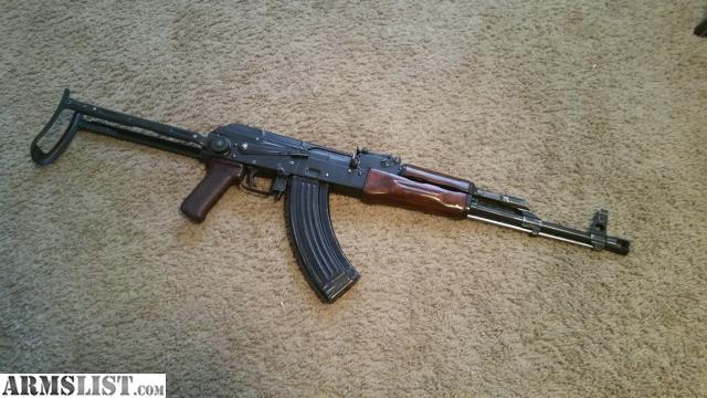 Armslist For Sale Polish Ak 47 Underfolder Brand New - Www