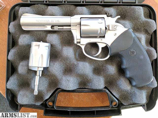 ARMSLIST - For Sale: Charter Arms Pathfinder Combo Model