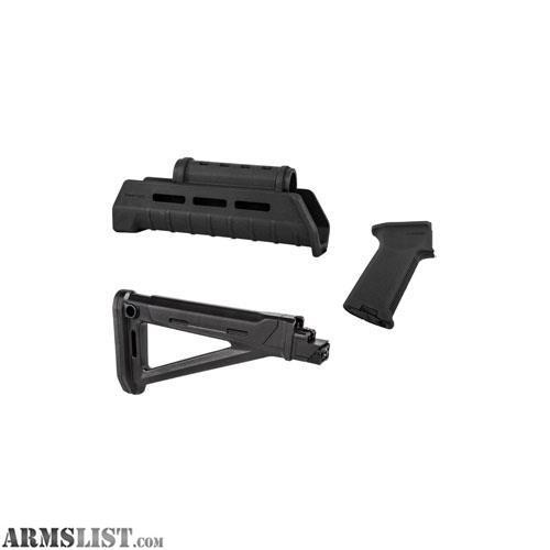 Armslist For Sale Magpul Moe Ak Furniture Kit Black