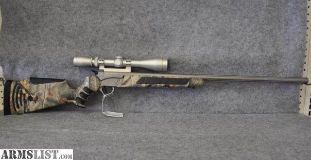 Armslist For Sale Thompson Center Pro Hunter Encore Rifle