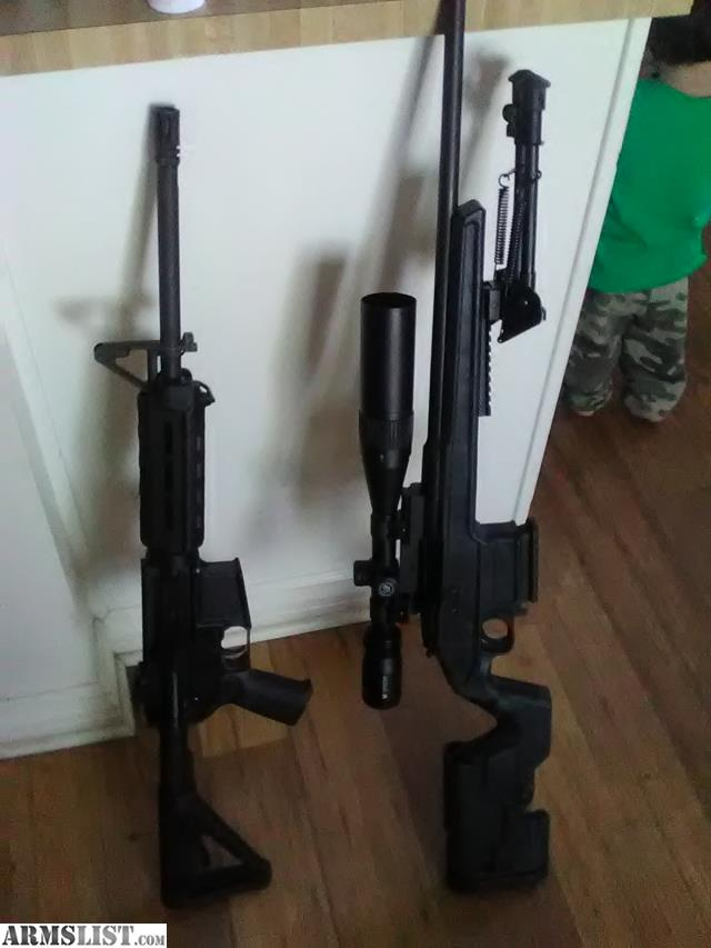ARMSLIST For Sale AR15 and mosin