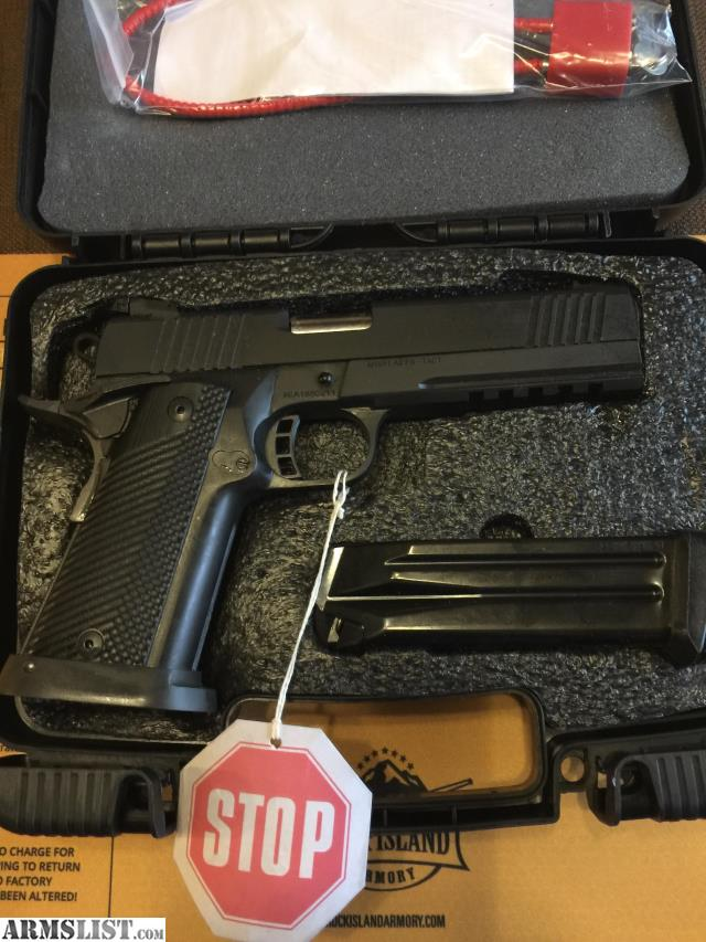 Rock Island Armory  Double Stack Tactical For Sale