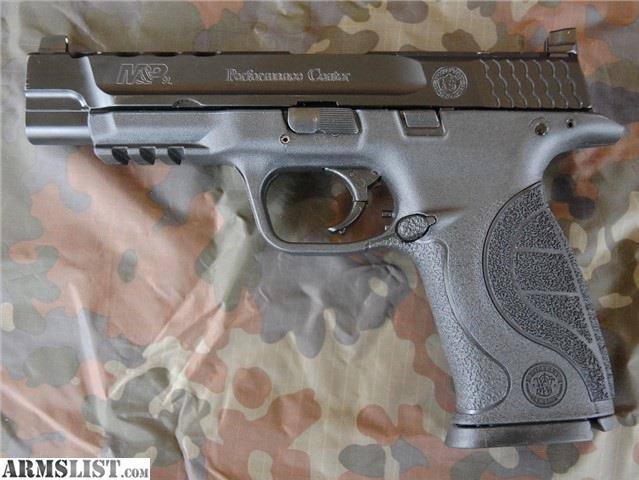 Armslist for sale smith and wesson m p 9mm performance for M p ported core 9mm