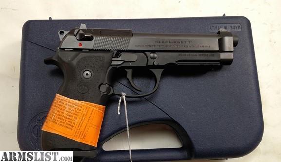 ARMSLIST - For Sale: Beretta 92A1 9mm 92 A1 Pistol free ship